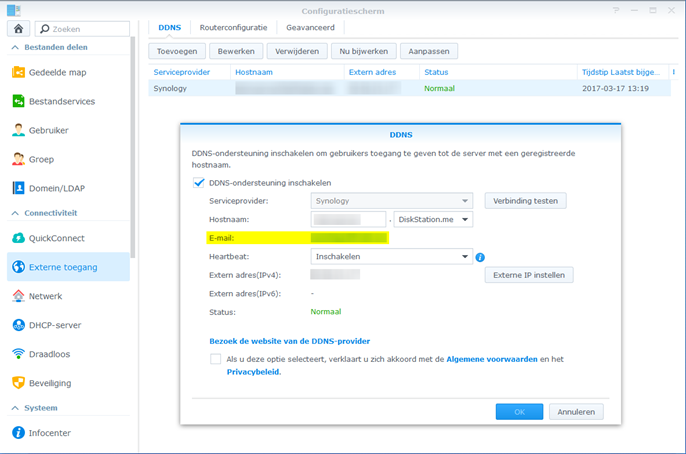 How to migrate between Synology NAS (DSM 6 0 and later